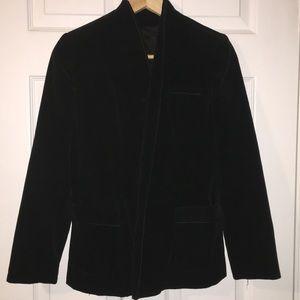 Jackets & Blazers - Velour blazer